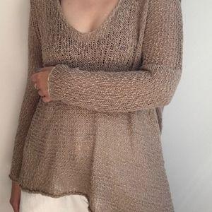 Aritzi Talula crochet style top